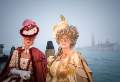 Venice Carnivale - The Venice Carnavale, the best carnivale in the world.