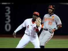 {MLB} Cincinnati Reds vs. Baltimore Orioles Live Stream Online -  Watch ... Mlb Games, Stream Online, Baltimore Orioles, Cincinnati Reds, Espn, Baseball Cards, Watch, Live, Sports