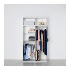 platsa armoire penderie ikea chambre ikea room et wardrobe rack. Black Bedroom Furniture Sets. Home Design Ideas