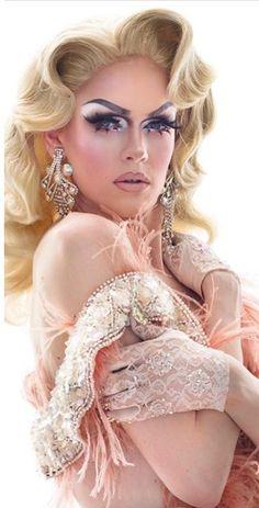 ♥ Blair ♥ Drag Queen Makeup, Drag Makeup, Eye Makeup, Drag Queens, Blair St Clair, Rupaul Drag Queen, St Claire, Lgbt, Amazing Women
