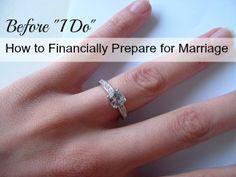 "Wedding tips: Before ""I Do"" - How I'm Financially Preparing for Marriage Before Wedding, Wedding Tips, Wedding Engagement, Our Wedding, Wedding Planning, Dream Wedding, Engagement Rings, Wedding Stuff, A Thousand Years"