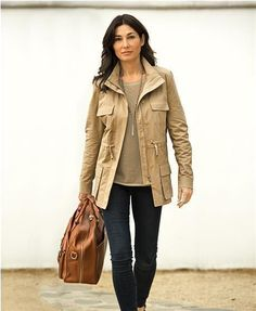 The Field Outfitting: Shop - Outerwear - Sahara Waxed Cotton Jacket