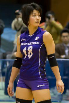 Japanese female athletes sexy girls photos