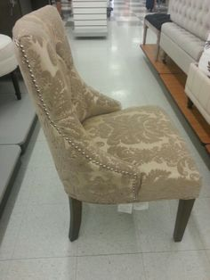 A beautiful black studded dining room chairHouston TX