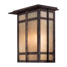 Minka Lavery Delancy 1 Light Outdoor Wall Sconce