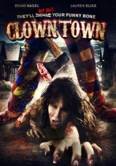 Город клоунов (2016): Две парочки приезжают в провинциальный городишко, где по ночам творится идеальнейшее непотребство — страшные клоуны мучают и убивают людей.