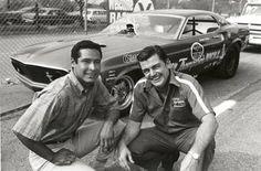 Danny Ongais & Mickey Thompson