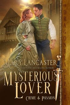 Mysterious Lover by Mary Lancaster