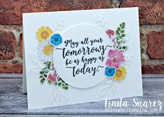 Happy Friday! Here we are in March already! Daylight Savings Time and Spring will be here soon! Yay! Today's card is a Paper Pumpkin alternative. I used some of the elements that came in the February 2018 Paper Pumpkin kit – Wildflower Wishes – to make a card of my own design, not one of …
