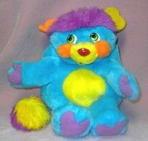 I used to have a Popple that looked just like this. Except more worn out.