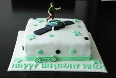 BenTen Cake