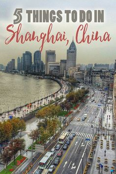 Shanghai, China is one of the most exciting cities in the world. It has developed as fast as any city I can think of and is constantly striving to develop further. I've been to Shanghai a handful of times now and really feel like I have a firm grasp on the city