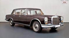 All Classic Cars: Mercedes-Benz 600 (1964)