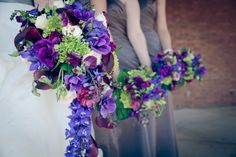 blue and purple wedding   the collage with various images is beautiful it takes different ...