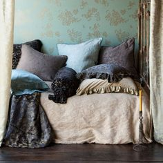 Adele Duvet Cover In Choice Of Color