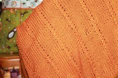 Gavin's Blanket pattern by Cheryl Ann Wartman Make Blanket, Types Of Yarn, Cotton Blankets, Stockinette, Garter Stitch, Knits, Swatch, Patterns, Knitting