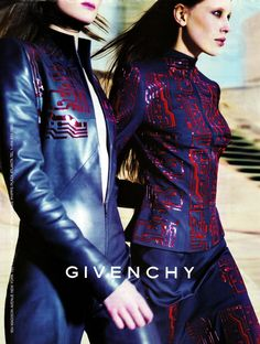 Craig McDean | Givenchy by Alexander McQueen AD Campaign Fall 99