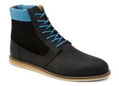 J Shoes, High Tops, High Top Sneakers, Blue, Fashion, Moda, Fashion Styles, Fashion Illustrations