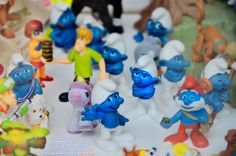 trouble in the World of toys . Light And Shadow, Smurfs, Lights, Toys, World, Life, Character, Activity Toys, Clearance Toys