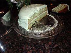 Pistachio Cake. Photo by Debloves2cook
