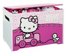 Cheeky Munchkins » Blog Archive » A Hello Kitty bedroom