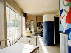 Eileen Gray, E1027 by Mary Gaudin via AnOther