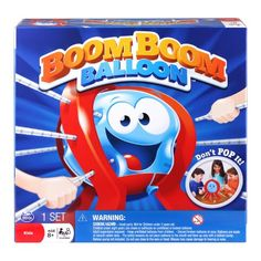 Boom Boom Balloon for only $15.00 You save: $4.99 (25%)