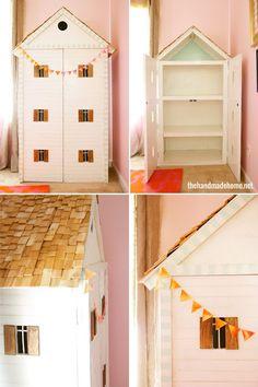sincerely sloane: DIY Dollhouse Inspiration