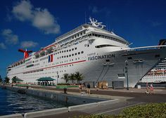 Cruise to the Bahamas on the Fascination