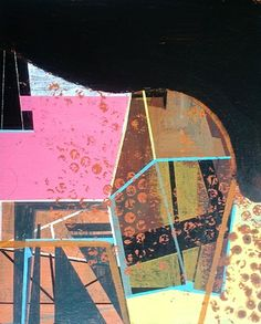 "Saatchi Art Artist Jim  Harris; Painting, ""Tatebayashi Blues."" #art"