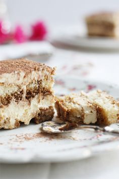 Tiramisu - Chilled Delicious Dessert - a labor of love!