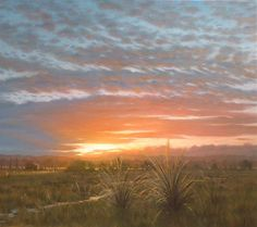 Learn how to paint beautiful skyscapes.