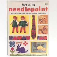 Used in Crafts, Needlecrafts & Yarn, Needlepoint & Plastic Canvas