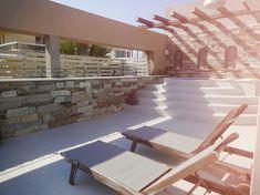 Penthouse Suite, Executive Suites, Hotel S, Jacuzzi, Outdoor Furniture, Outdoor Decor, Sun Lounger, Luxury, Design