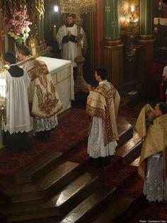 New Liturgical Movement: Holy Week Varia: Paris, Rio de Janeiro