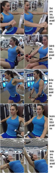6 WEEK SUMMERTIME SLIM DOWN: DAY 32-CHEST | FITNESS FOOD DIVA *** You can find more details by visiting the image link.