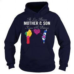 THE LOVE BETWEEN MOTHER AND SON - Benin Israel - #graphic tee #hooded…
