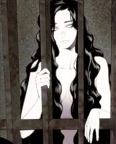 Dark Lessa #lessa #webtoon #line #webtoons  #illustration #art  m.webtoons.com