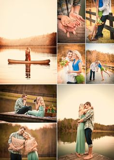Cute engagement shoot!