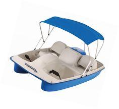 Blue Water Boat