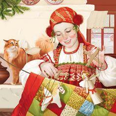Иллюстрации от Дорониной Татьяны. Часть- 3.. Обсуждение на LiveInternet - Российский Сервис Онлайн-Дневников
