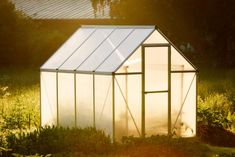 A greenhouse opens new gardening horizons – to choose one and use it effectively, here are green guru John Walker's top tips on choosing and setting up Greenhouse Heaters, Heating A Greenhouse, Build A Greenhouse, Greenhouse Ideas, Apex Roof, Wooden Greenhouses, Cold Frame, Lean To, Summer Pictures