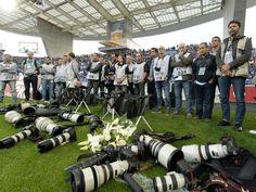 FC Porto-Boavista: sentida homenagem a fotógrafo falecido