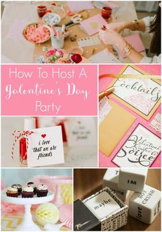 Rosanna's Table Talk: How To Host A Galentine's Day Party!