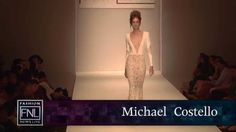 Looking to step out in white this winter? Check out Micheal CostelIo Style Fashion Week #FW14 runway. #holidays #winter #Christmas  http://youtu.be/MZ7qJAaNGKY