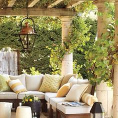 Fabulous outdoor living space.