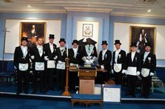 A Very Special Meeting - Royal Jubilee Lodge No 72