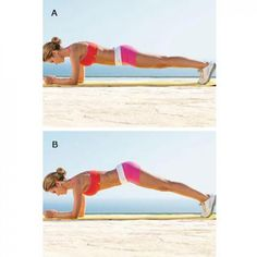 Audrina Patridge's 4 Moves for a Sexy 6-Pack