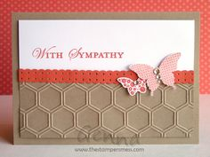 The Stampers Mess - Cards, Scrapbooking and other Papercraft Creations using Stampin' Up! products - Part 6