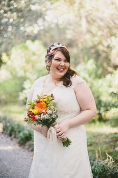 Fall Bride|Fall Wedding at Eden Gardens State Park| Photo by: Robert J Hill Photography